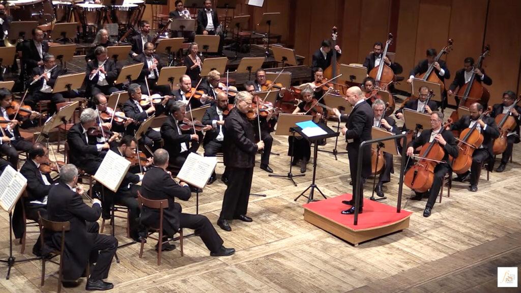 Guanajuato Symphony e Shlomo Mintz: emozionante Mendelssohn