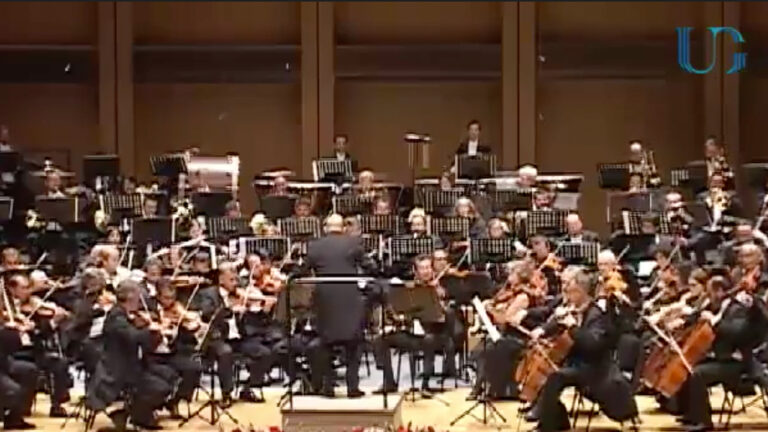 OSUG, Mahler – Symphony 1- Fragment 1, Teatro Bicentenario, FIC 43
