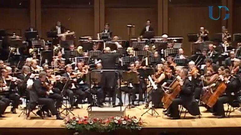 OSUG, Mahler – Symphony 1- Fragment 4, Teatro Bicentenario, FIC 43
