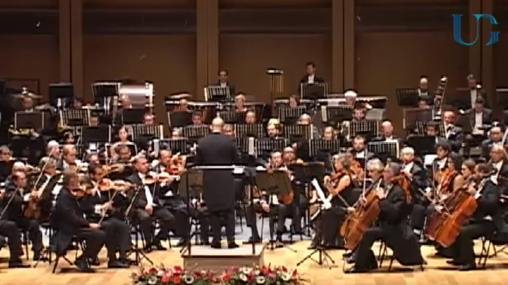 OSUG, Mahler – Symphony 1- Fragment 2, Teatro Bicentenario, FIC 43